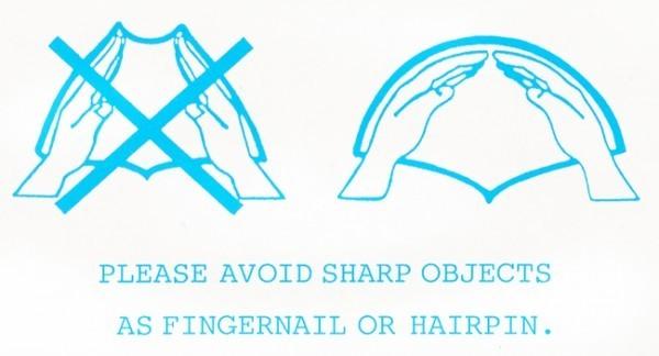 come indossare una cuffia in silicone senza romperla