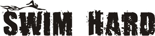 Maglietta Swim Hard Logo SwimmerShop SwimmerWear